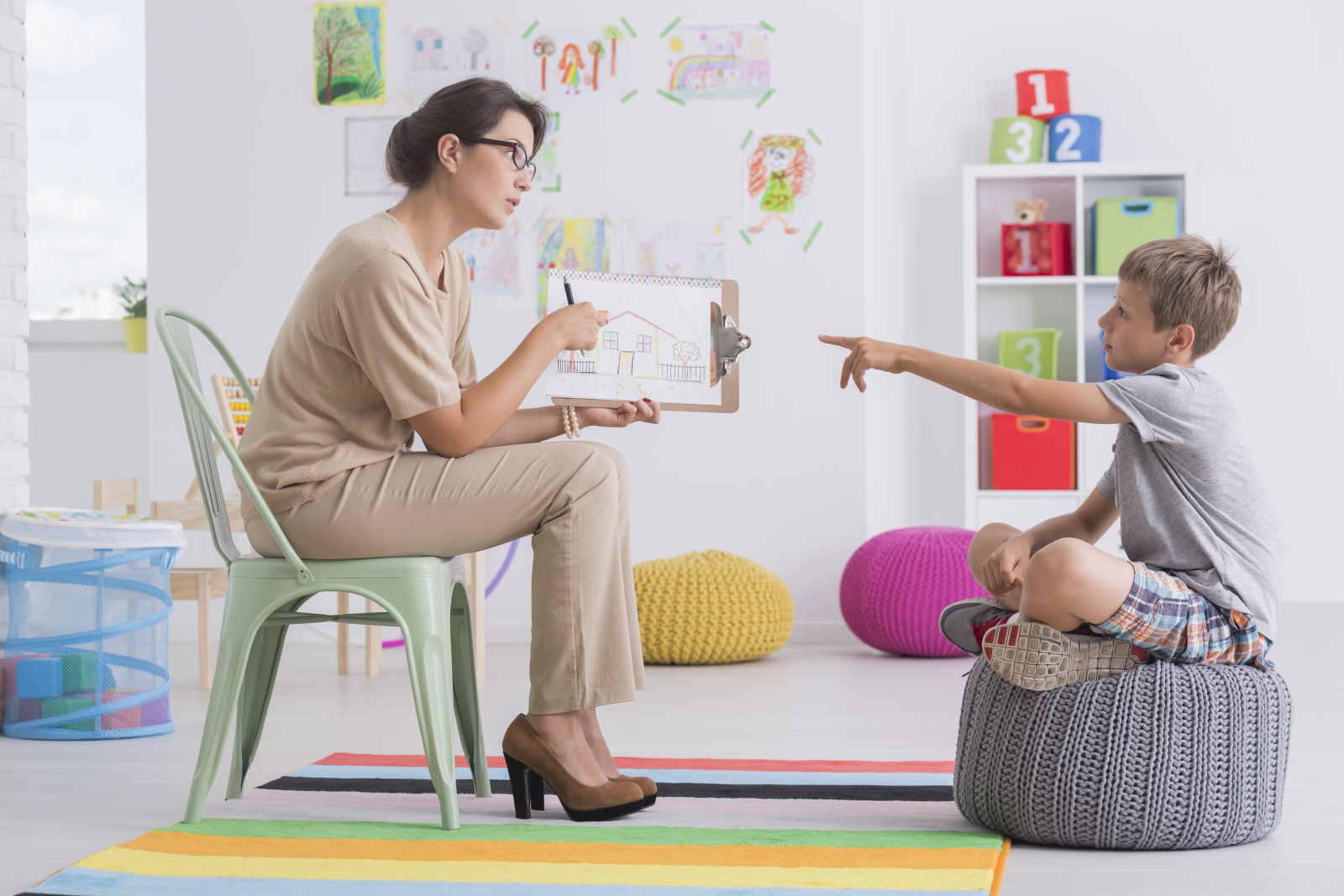 Психолого-педагогическая деятельность в образовательной сфере